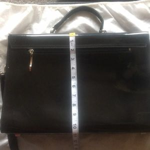 Beijo Bags - Beijo Black Brief Case/Laptop Bag